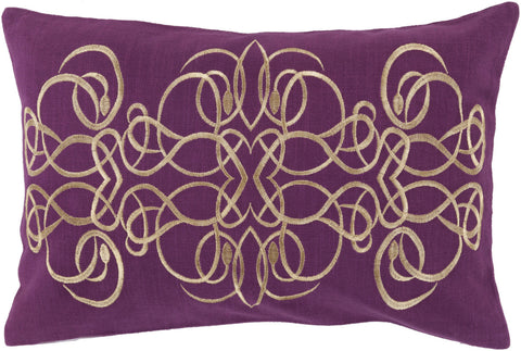 Surya Lucida Sensation of Swirl LU-004 Pillow