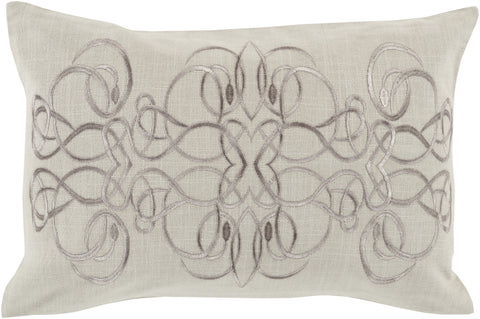 Surya Lucida Sensation of Swirl LU-006 Pillow