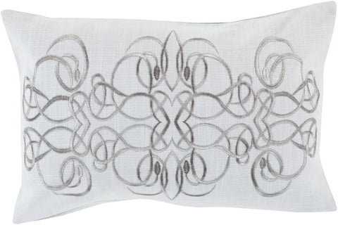 Surya Lucida Sensation of Swirl LU-007 Pillow