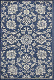 KAS Lucia 2753 Denim Verona Machine Woven Area Rug