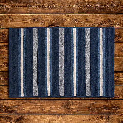 Colonial Mills Salisbury LY29 Navy Area Rug main image