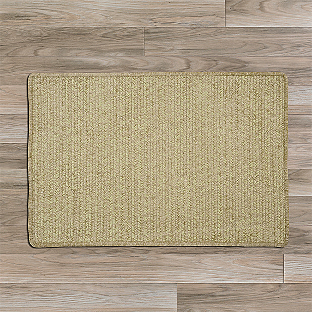 Colonial Mills Simple Chenille M601 Sprout Green Area Rug main image