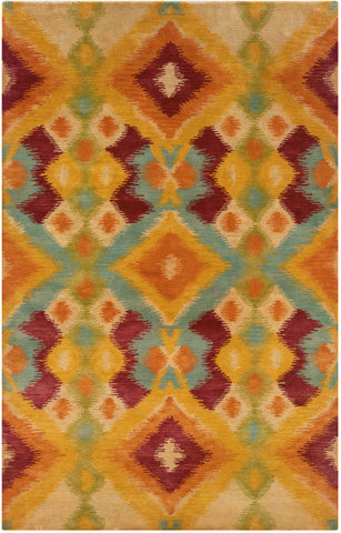 LR Resources Majestic 50101 Multi Area Rug
