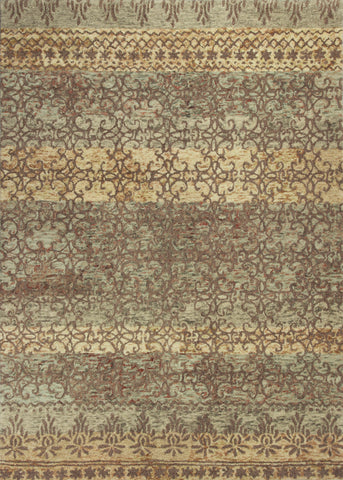 KAS Marrakesh 4511 Beige/Frost Ancestry Area Rug main image