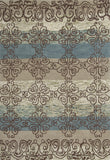 KAS Marrakesh 4517 Sand Cyprus Hand Tufted Area Rug