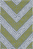 Kaleen Matira MAT11-75 Grey Area Rug Lifestyle Shot