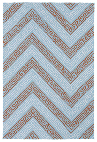 Kaleen Matira MAT11-79 Light Blue Area Rug
