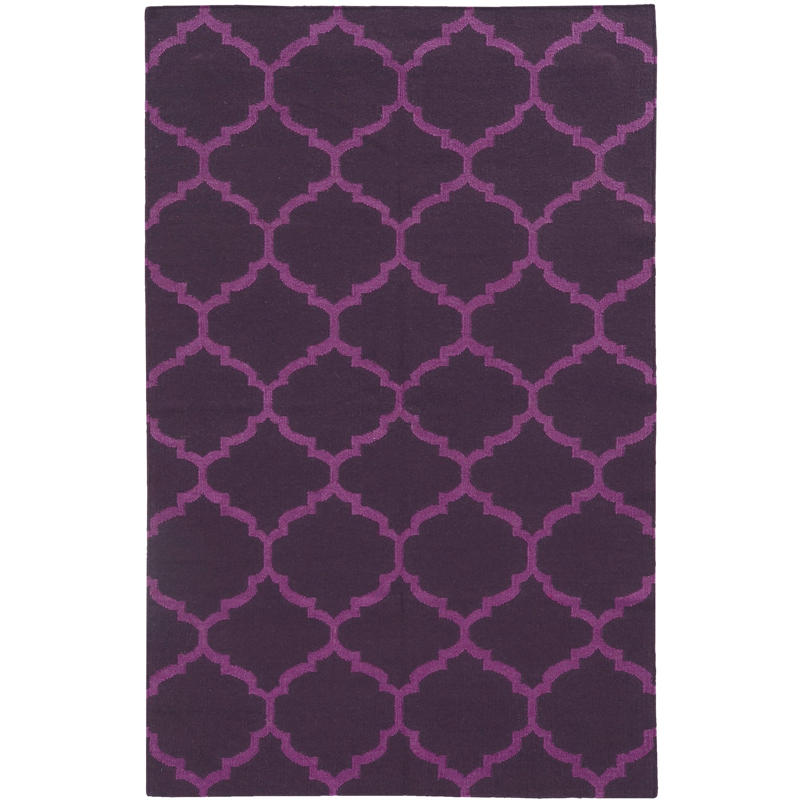 Pantone Universe Matrix 4280M Purple/Purple Area Rug main image