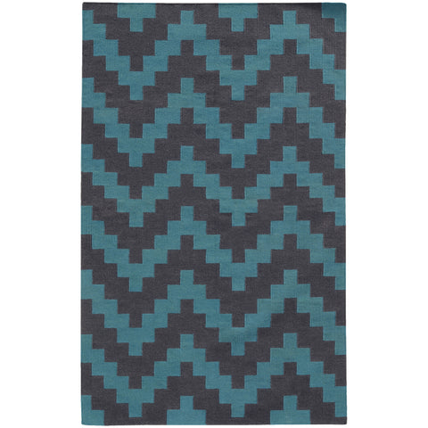 Pantone Universe Matrix 4714D Blue/Grey Area Rug main image