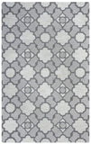 Rizzy Maggie Belle MB9481 Light Grey Area Rug