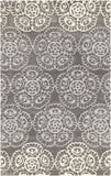 Surya Mamba MBA-9019 Light Gray Area Rug