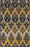 Surya Mamba MBA-9024 Light Gray Area Rug