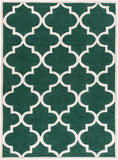 Surya Mamba MBA-9061 Emerald/Kelly Green Area Rug