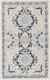 Surya Mamba MBA-9071 Light Gray Area Rug