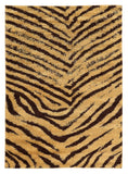 Linon Moroccan Collection RUGMC07 Camel/Brown Area Rug main image