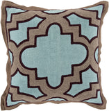 Surya Maze Modern MCO-001 Pillow by Candice Olson