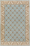Artistic Weavers Madeline Alexis Mint/Tan Area Rug main image