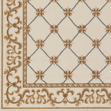 Artistic Weavers Madeline Alexis Ivory/Nutmeg Area Rug Swatch