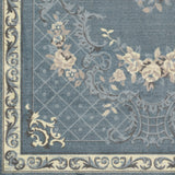 Artistic Weavers Madeline Gianna Denim Blue/Light Blue Area Rug Swatch