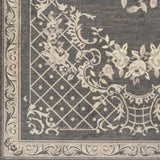 Artistic Weavers Madeline Gianna Charcoal/Gray Area Rug Swatch