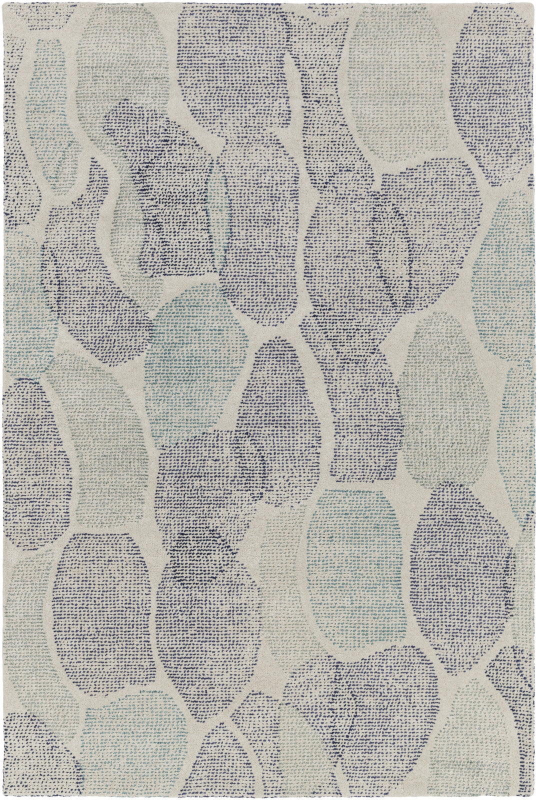 Melody MDY-2008 Gray Area Rug by Surya