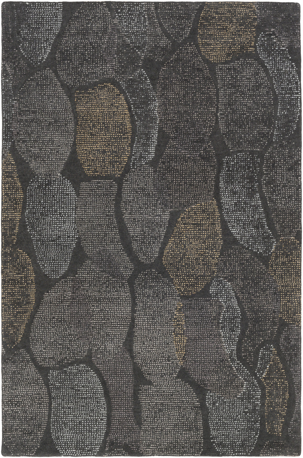 Melody MDY-2011 Gray Area Rug by Surya