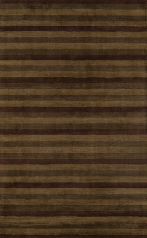 Momeni Metro MT-13 Brown Area Rug main image