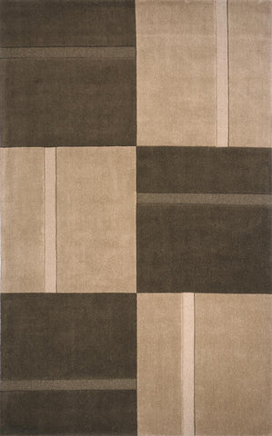 Momeni Metro MT-18 Brown Area Rug main image
