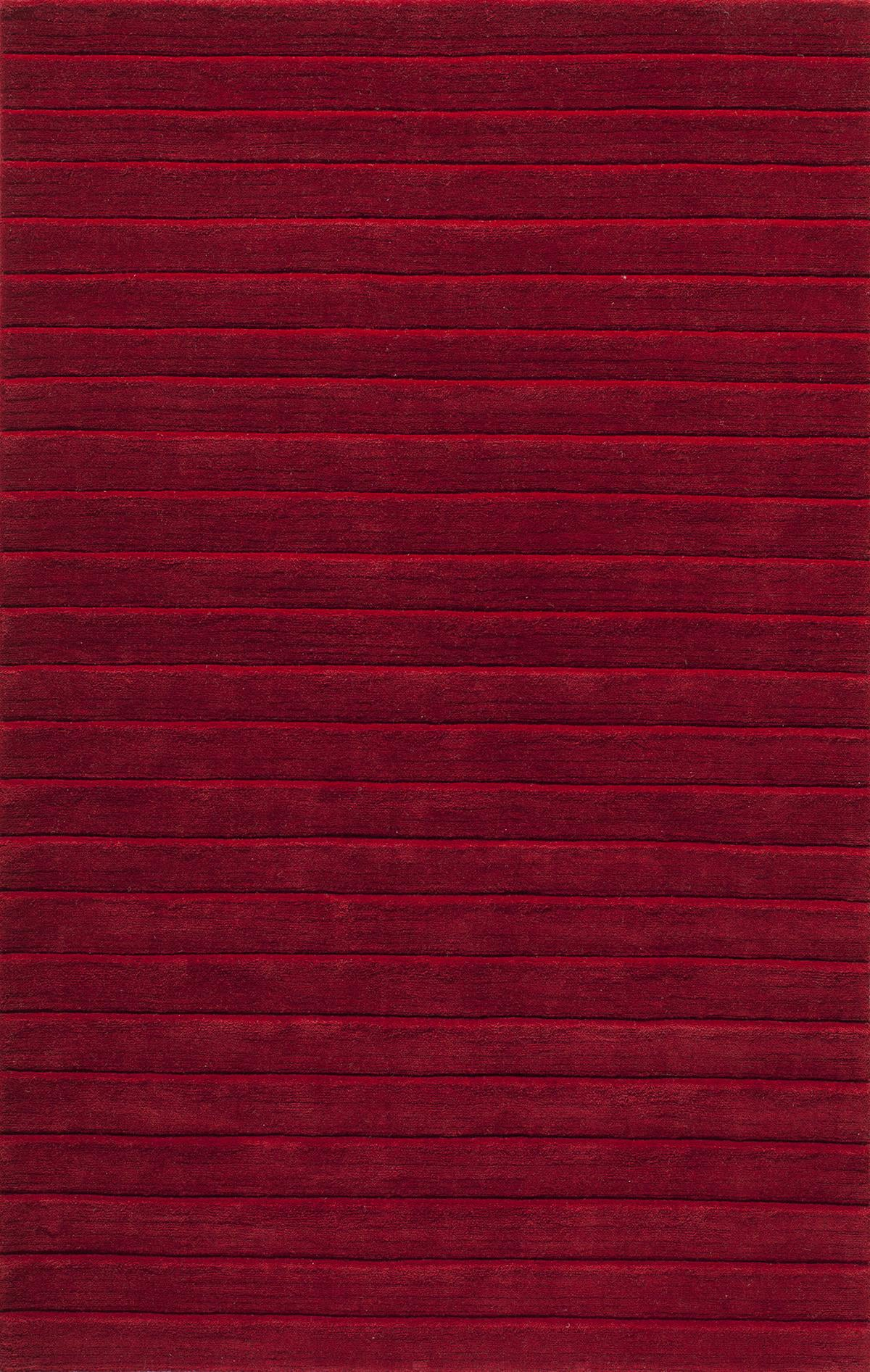 Momeni Metro MT-23 Red Area Rug main image