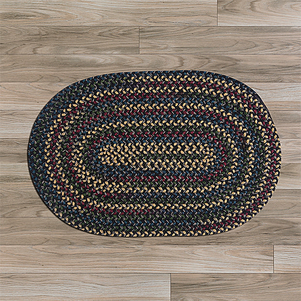 Colonial Mills Midnight MN47 Carbon Area Rug main image