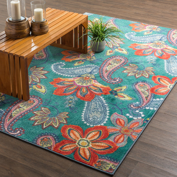 Mohawk Home New Wave Whinston Multi Area Rug Incredible Rugs And Decor