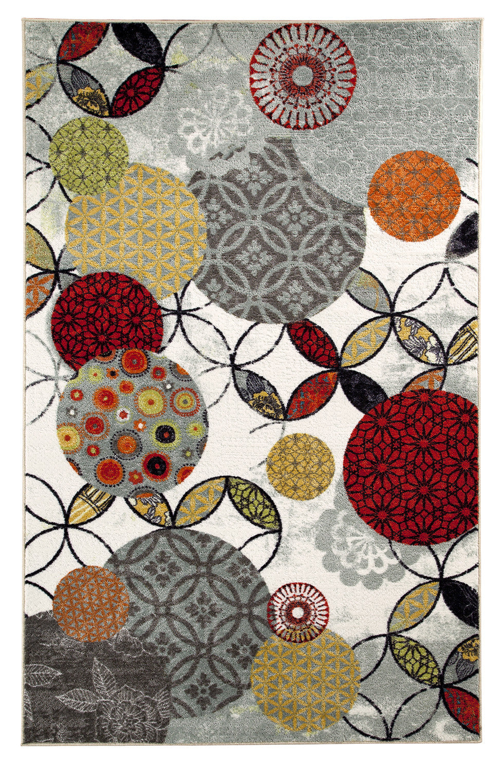 Mohawk Home Strata Argyle Multi Area Rug Incredible Rugs