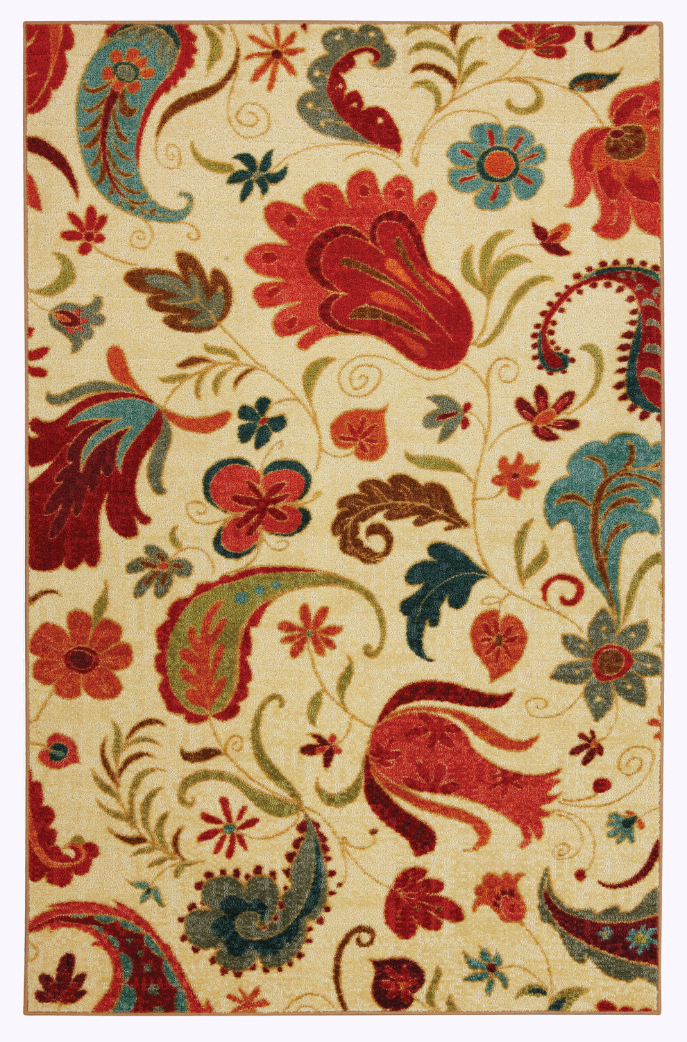 Mohawk Home Strata Tropical Acres Area Rug main image