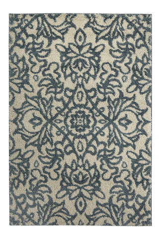 Mohawk Home Augusta Spokane Abyss Blue Area Rug main image