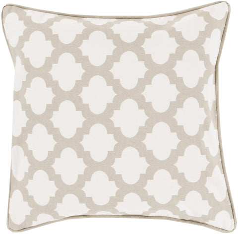 Surya Moroccan Printed Lattice MPL-007 Pillow