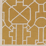 Artistic Weavers Marigold Leighton Straw/Ivory Area Rug Swatch