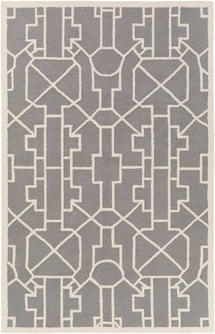 Artistic Weavers Marigold Leighton Gray/Ivory Area Rug main image
