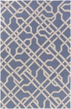 Artistic Weavers Marigold Catherine Denim Blue/Ivory Area Rug main image