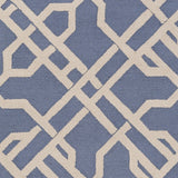 Artistic Weavers Marigold Catherine Denim Blue/Ivory Area Rug Swatch
