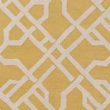 Artistic Weavers Marigold Catherine Light Yellow/Ivory Area Rug Swatch