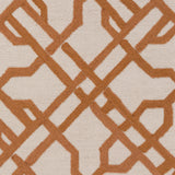 Artistic Weavers Marigold Catherine Tangerine/Ivory Area Rug Swatch