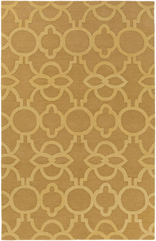 Artistic Weavers Marigold Arabella Gold/Light Yellow Area Rug main image