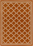 Surya Marina MRN-3012 Burnt Orange Area Rug