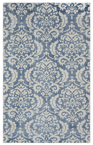 Rizzy Maison MS8676 Blue Area Rug main image