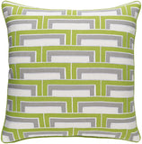 Surya Mod Steps MSP002 Pillow by Florence Broadhurst