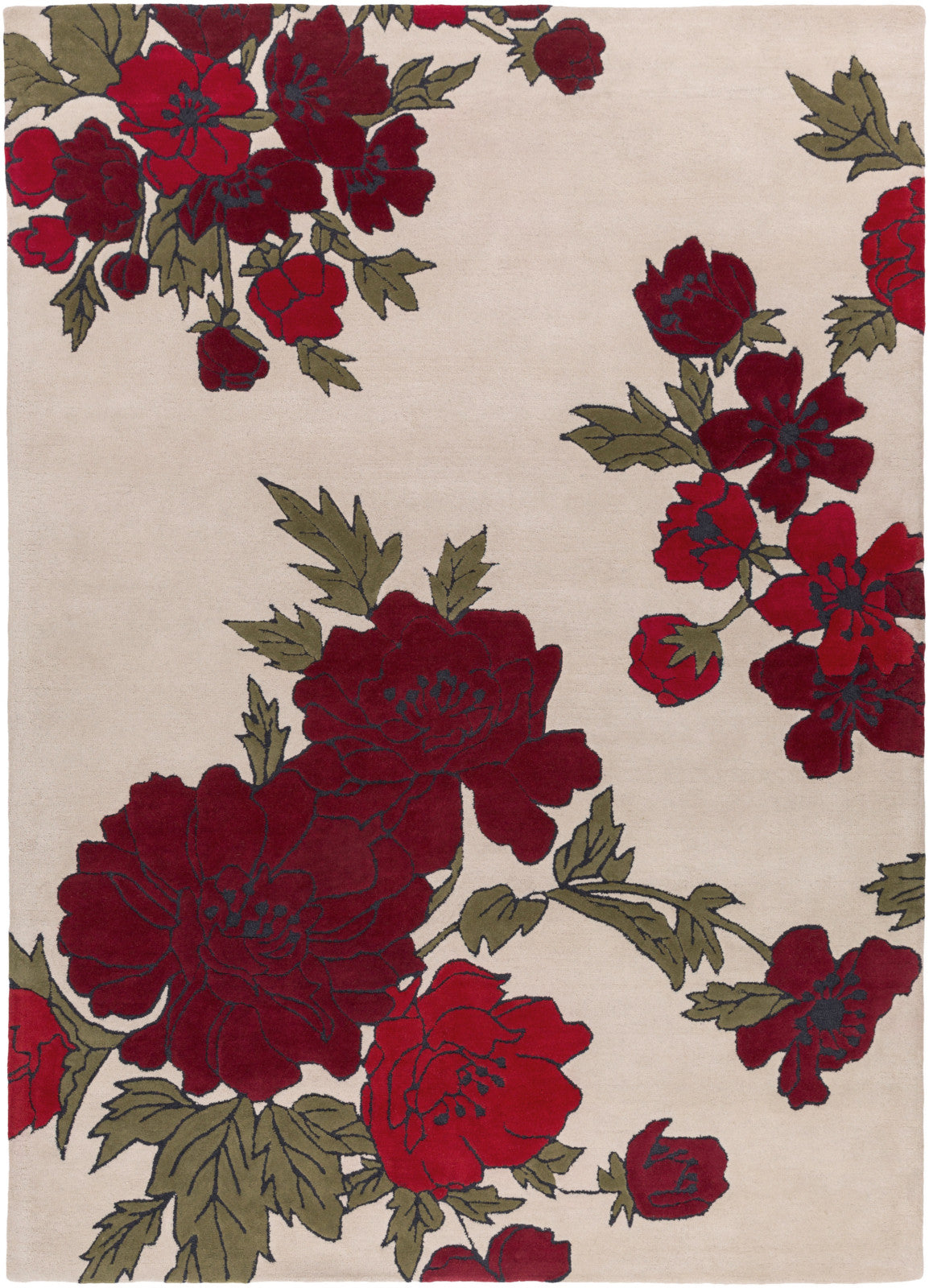 Surya Mount Perry MTP-1031 Area Rug by Florence Broadhurst main image