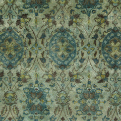 Surya Mykonos Myk 5000 Teal Area Rug Incredible Rugs And