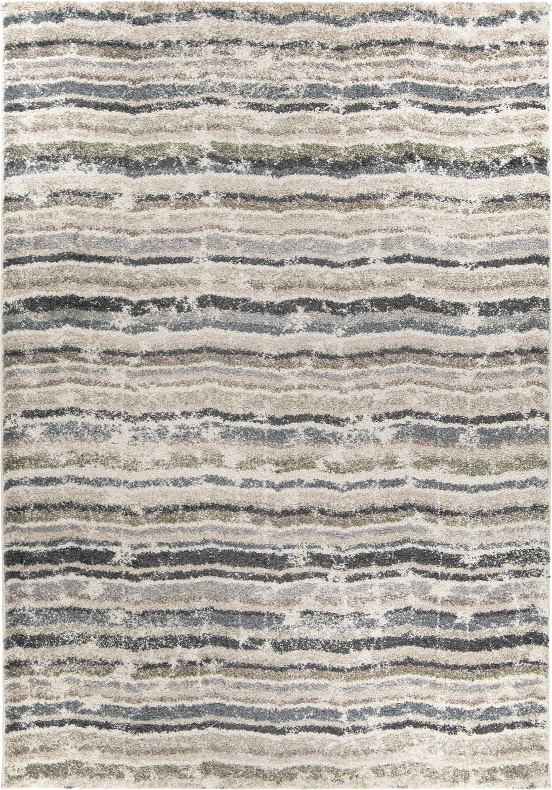Orian Rugs Mystical Interstellar Muted Blue Area Rug by Palmetto Living main image