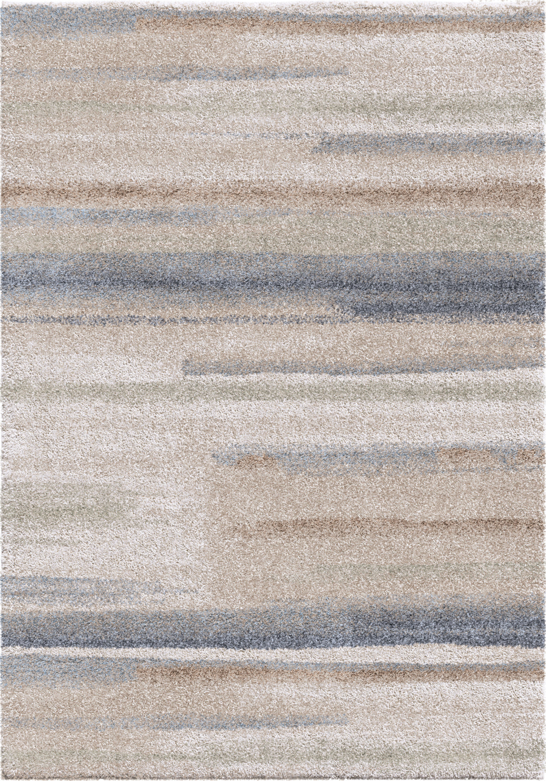 Orian Rugs Mystical Modern Motion Muted Blue Area Rug by Palmetto Living main image