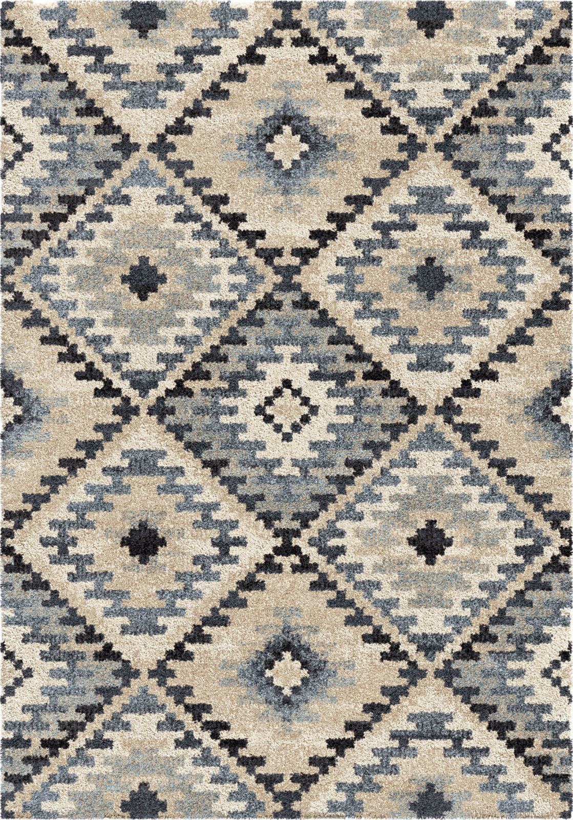 Orian Rugs Mystical Cascade Natural Area Rug By Palmetto